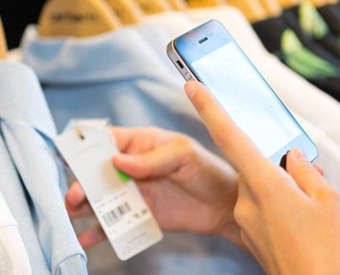 Application Fitizzy pour le retail