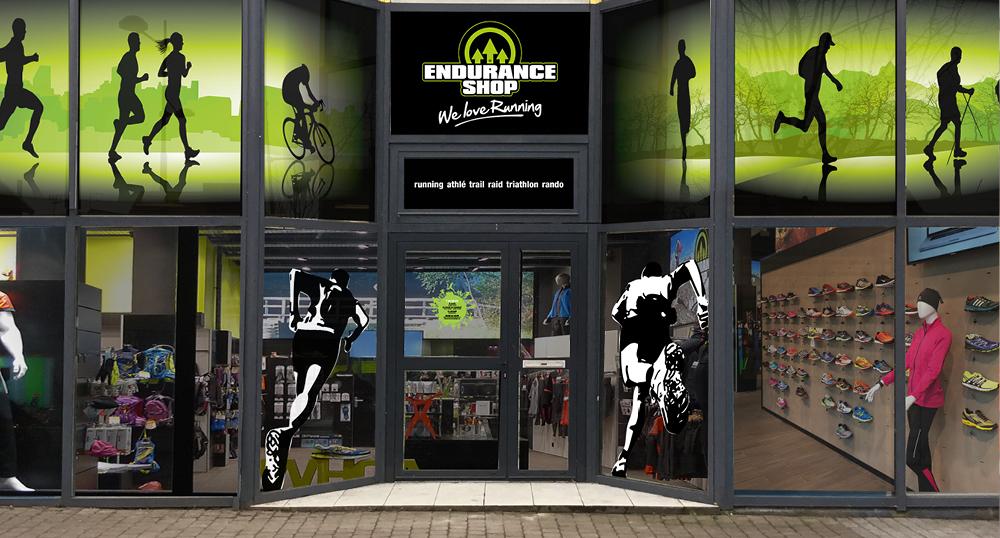 go sport x endurance shop