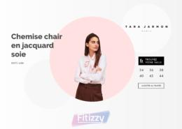 Fitizzy chez Tara Jarmon