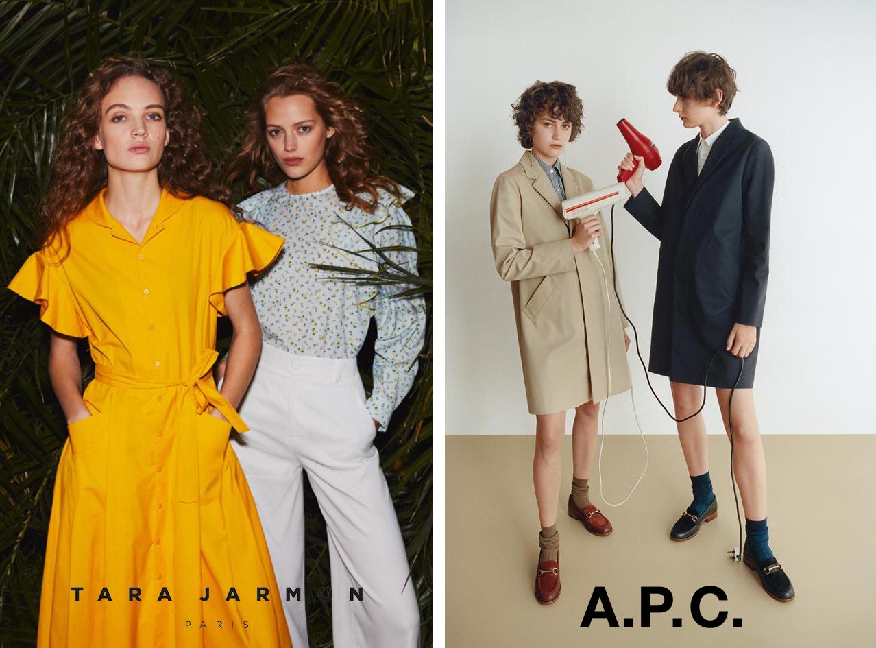 Tara Jarmon et APC